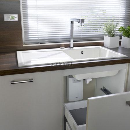 clage cfx u durchlauferhitzer 11 13 5 kw elektronisch cfx u. Black Bedroom Furniture Sets. Home Design Ideas